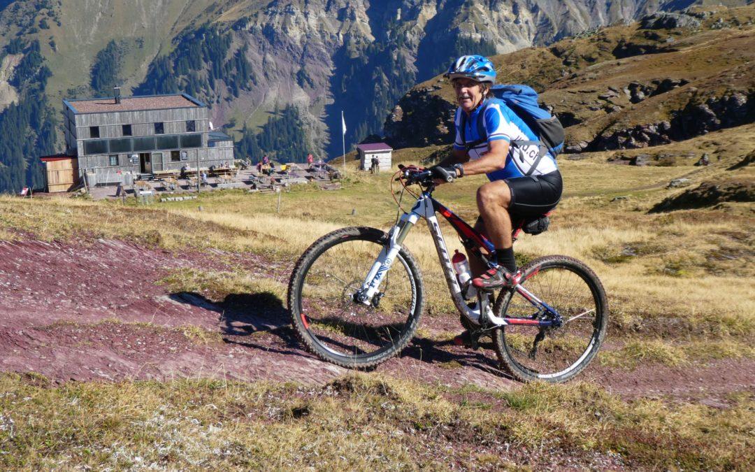 Bikeweekend 2020 Sargans / Heidiland