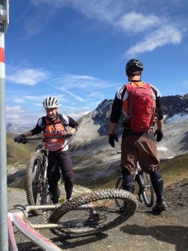 Bikeweekend Lenzerheide mit Tino