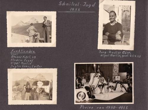 1955 06 Schnitzel-Jagd