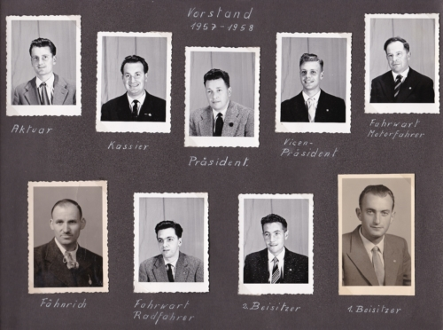 1957 01 Vorstand