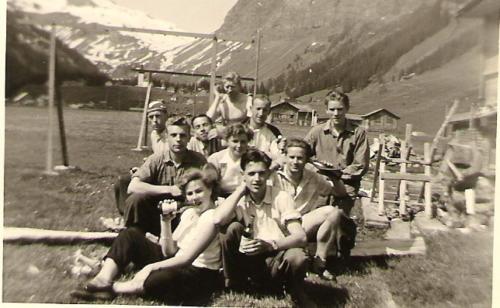 1957 Klausen Radtour 2