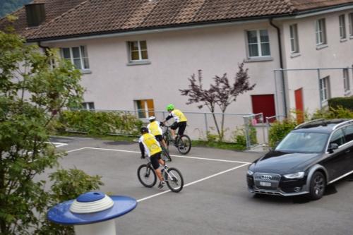 J+S Spiele in Rickenbach 2013