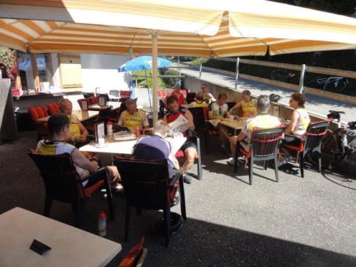 Dreitagestour mit Hans-Ruedi 2014