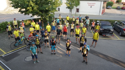 Bikeweekend 2020 im Sarganserland
