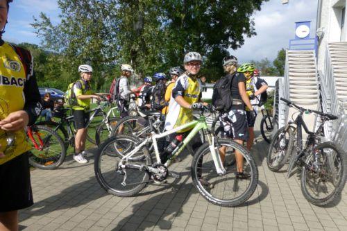 Bikeweekend Biel 2012