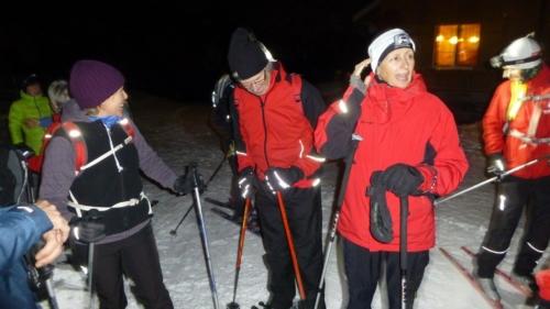 Schneeschuhtour 2014