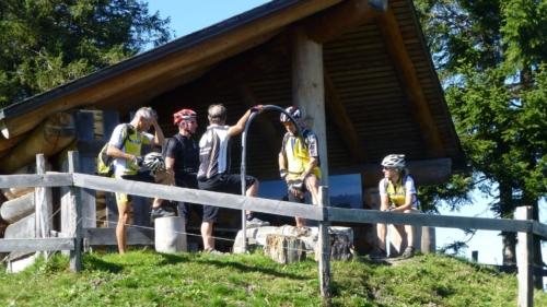 Berg- und Taltour Rigi 2014