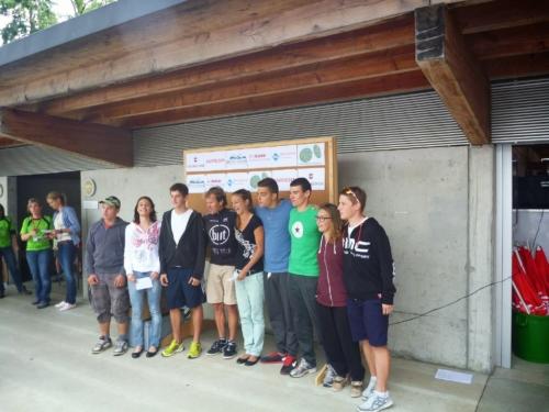 J+S Schwyzer Triathlon 2013