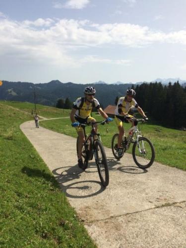 Holzegg-Brunni-Haggenegg mit Philipp 2017